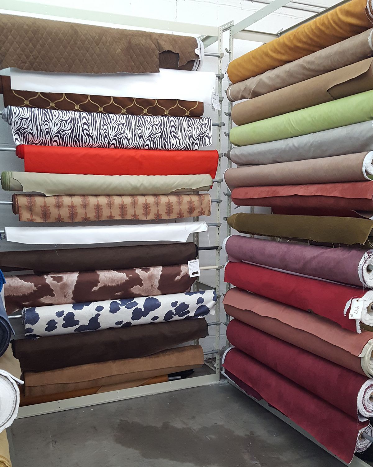 Faux Leather Fabric For Sale In San Antonio