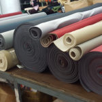 Foam Backed Headliner Fabric in San Antonio