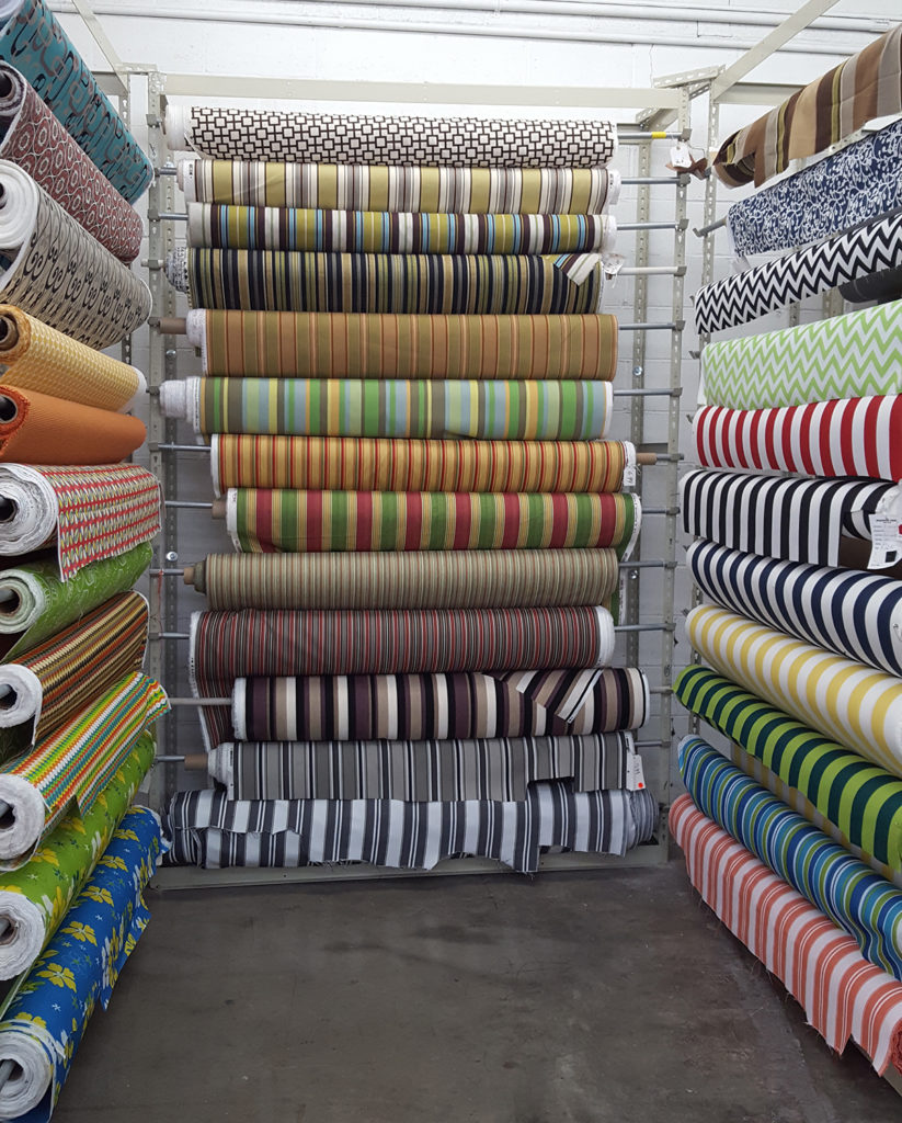 Outdoor Fabrics in San Antonio