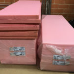 Pink Upholstery Foam Padding in San Antonio
