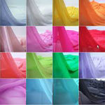 Chiffon Designer Fashion Fabrics in Texas
